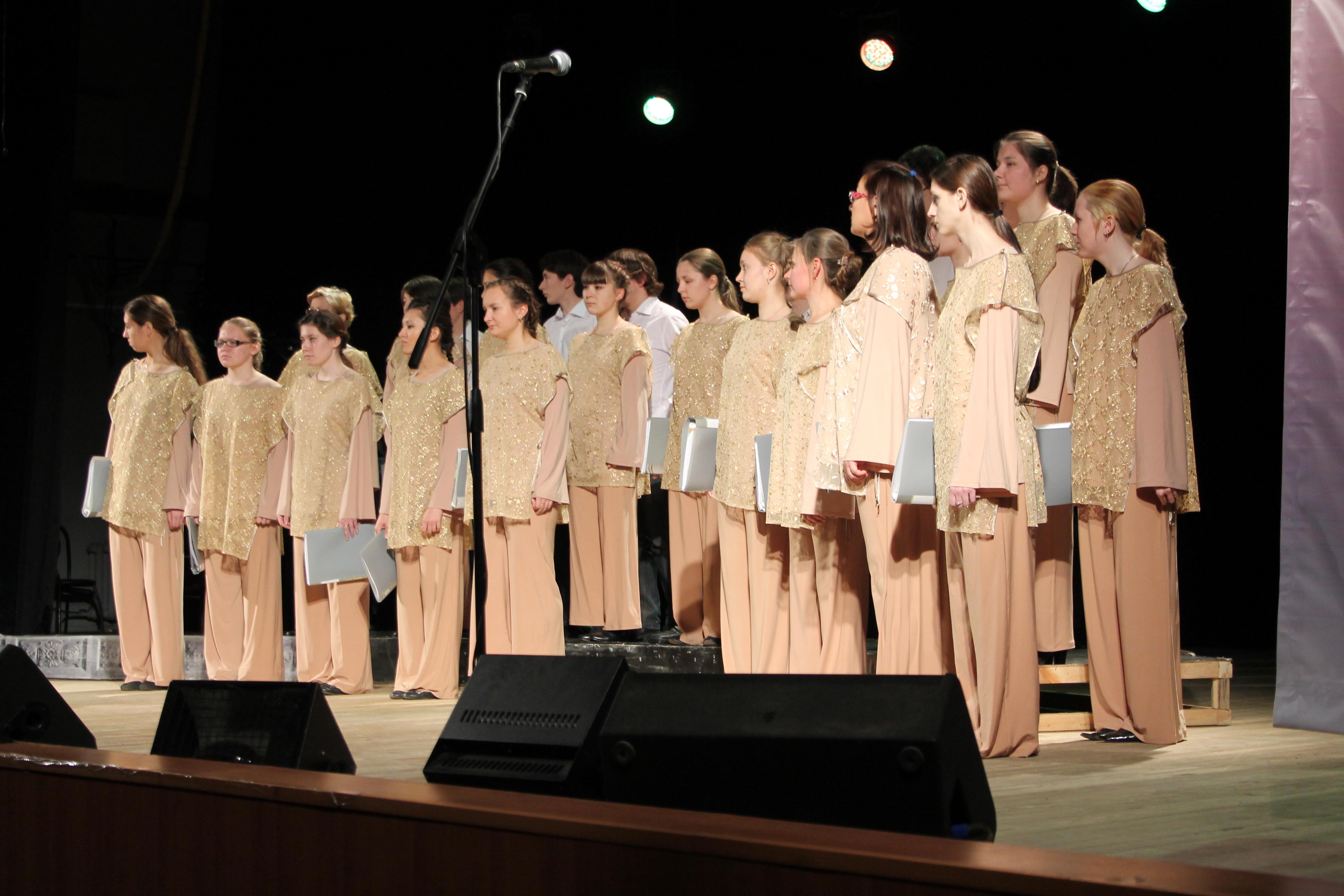 Концерт хора (1)