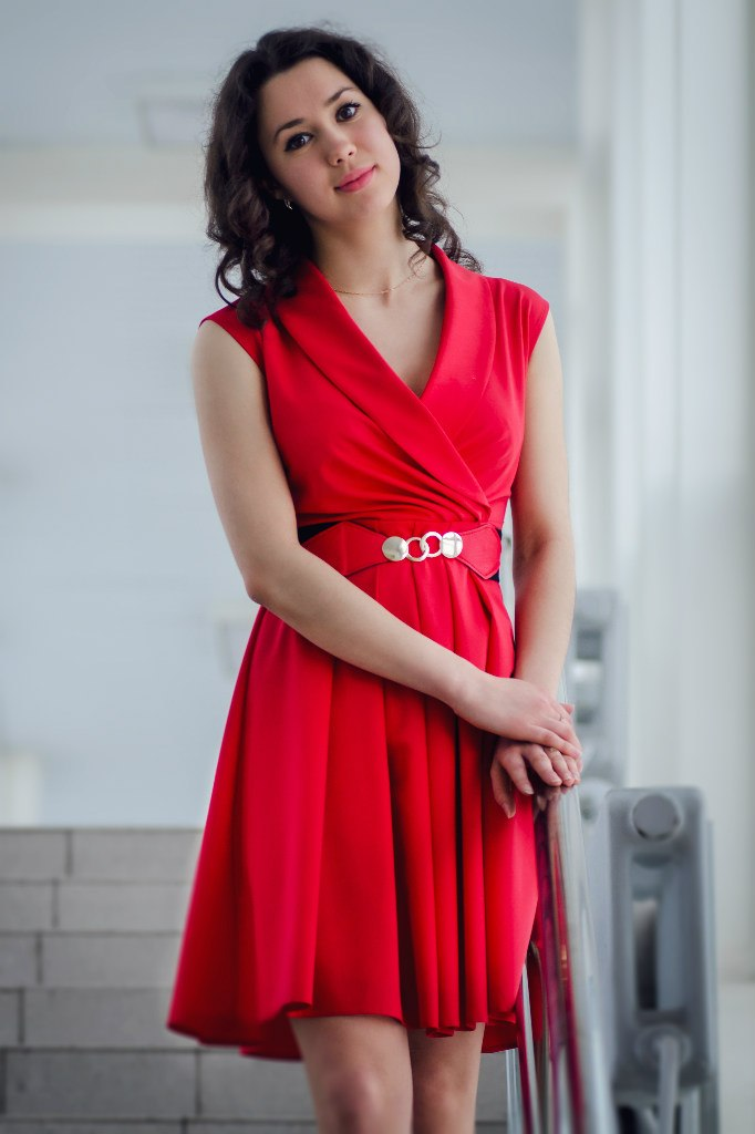 Мария Белова (юридический факультет, 2 курс)